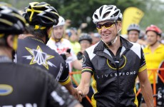 Lance Armstrong stepping down as Livestrong chairman as Nike cuts ties