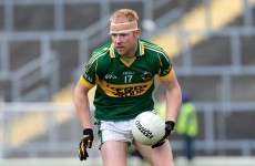 Kerry's Seamus Scanlon retires from inter-county football