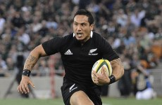 Rugby Championship: New Zealand sign off in style with win in Soweto