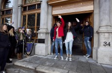 PHOTOS: Teens queue as Abercrombie and Fitch store opens its doors in Dublin
