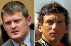 Disgraced US cyclist Landis drops appeal