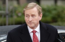 Enda Kenny 'egged' at UCD