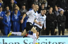 Irish Eye: Sammon in frying form with Derby double
