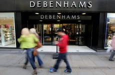 Debenhams issues recall of childrens' clothes with faulty zips