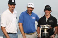 Rory McIlroy will be among best ever – Sergio Garcia