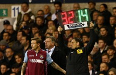 Mark the date: Managers praise returning referee Clattenburg