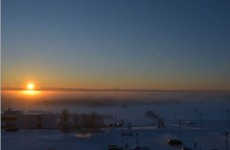 VIDEO: the winter solstice in Alaska