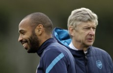 Henry tipped for Arsenal return