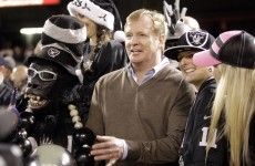 Goodell: 'NFL considering increasing the number of playoff teams'