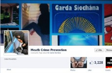 Thousands 'Like' Garda's crime-fighting Facebook page