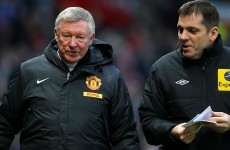 No January signings for Man United – Ferguson