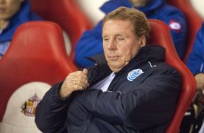 Bah humbug! QPR players cancel Christmas