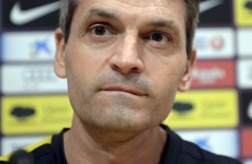 Barcelona boss Tito Vilanova suffers tumour relapse – reports