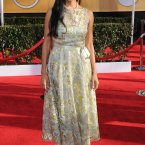 Victoria Rowell arriving at the 19th Annual SAG Awards held at the Shrine Auditorium, Los Angeles.