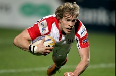 VIDEO: Andrew Trimble's game-breaking try against Scarlets