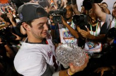 The YouTube Top 10: AJ McCarron may just have a love rival