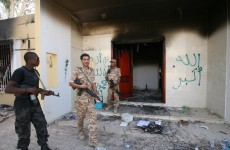 Dutch, Britons and Germans warned to leave Benghazi following threat