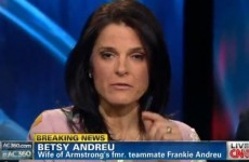 VIDEO: Watch Betsy Andreu's emotional reaction to Lance Armstrong's Oprah interview