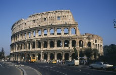 New drawings revealed as restoration starts on Rome's Colosseum