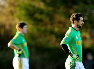 Eamonn Fitzmaurice and Paul Galvin will be in action for their club Finuge on Sunday.