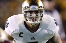 Notre Dame: Manti Te'o was a victim of the dead girlfriend hoax