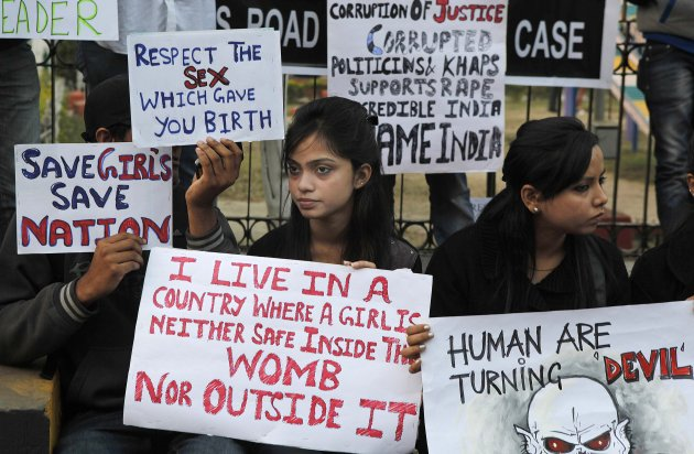 """rape culture in indian society This statement comes after six rapes were reported in four days across the state on wednesday, 17 january rc mishra, the additional director general of police (adgp) of the ambala range said rape is a part of society """"such incidents have pick up the phone and write or record your letter to india."""