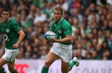 Fitzgerald and Henshaw named in Ireland Wolfhounds squad