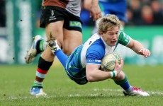 As it happened: Harlequins v Connacht, Heineken Cup