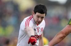 Murphy set for first Tyrone appearance of the season v Donegal