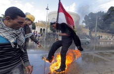 Egyptian killed as protest targets Morsi's palace