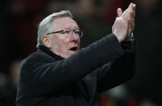 Fergie gamble puts United in 'fantastic position'