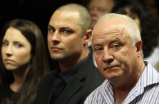 Pistorius family 'relieved but still very sad'