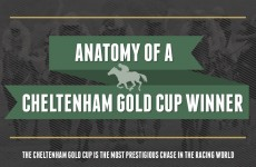 Infographic: How to pick a Cheltenham Gold Cup winner this week…
