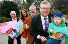 Fix Crumlin hospital campaign 'gives sick children dignity'