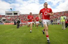 Cork hand Daniel Goulding first start of the season