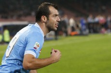 Mourinho award fix claims: Macedonia admit Pandev vote error