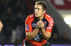 1 more year: Team support convinced Wilkinson to play on