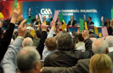 Poll: Which motion do you want to see passed at GAA Congress 2013?