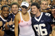 Athlete power couple Rory McIlroy and Caroline Wozniacki suffered 2 bizarre losses in the last 48 hours