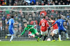 VIDEO: Chelsea uncork 2 fabulous goals to earn draw with United