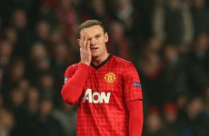 PSG target Rooney wants strong finish to seal title