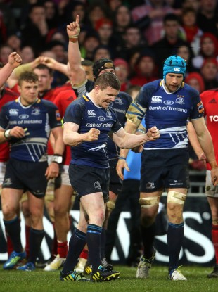 Brian O'Driscoll continued his knack of delivering vital tries.