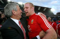 Lions legend 'Geech' wants Paul O'Connell to travel to Oz