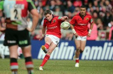 As it happened: Harlequins v Munster, Heineken Cup quarter-finals