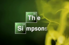 VIDEO: The Simpsons take on Breaking Bad
