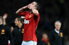 Robin van Persie: 'I had to wait so long for my first title'