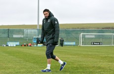 LA Galaxy refuse to release Keane for England and Georgia games