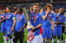 Europa league winners to get Champions League spot