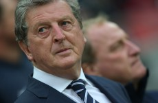 It's not like watching Brazil, admits Hodgson after Irish draw