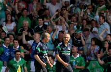 John Allen, Eamonn O'Shea and Richie McCarthy on their Munster SHC showdown
